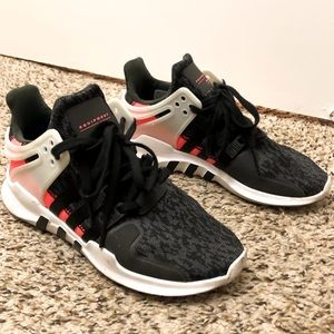 adidas EQT Support ADV Core Black Turbo Pink